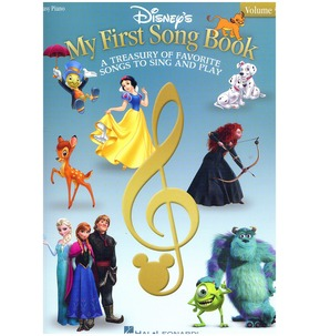 Disney's My First Songbook: Volume 5 (Easy Piano)