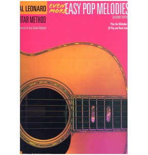 Even More Easy Pop Melodies - 2nd Edition
