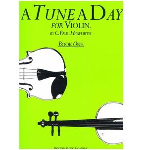 A Tune a Day For Violin