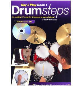 Drumsteps: Say and Play Book 1