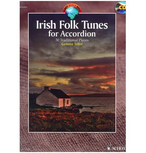 Irish Folk Tunes for Accordion