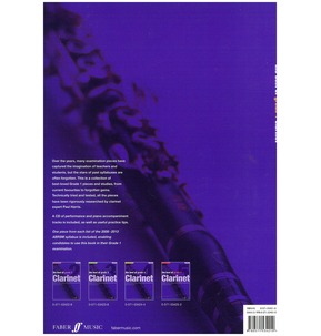 The Best Of Grade 1 Clarinet (Including CD)