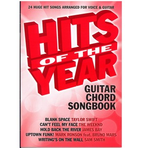 Hits Of The Year 2015 (Guitar)