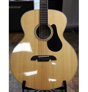 Alvarez ABT60 Artist Acoustic Baritone Guitar, Natural