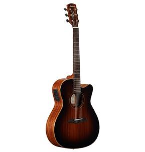 Alvarez MFA66CESHB Masterworks Electro Acoustic Guitar, Shadowburst B-Stock