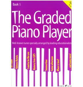 Graded Piano Player: Grades 1-2