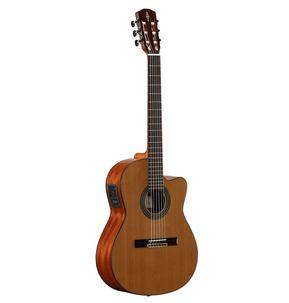 Alvarez AC65HCE Artist Electro Classical Guitar, Natural