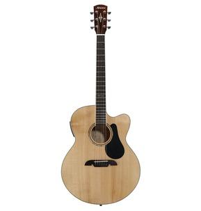 Alvarez AJ80CE Artist Electro Acoustic Guitar, Natural