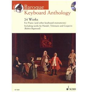 Baroque Keyboard Anthology