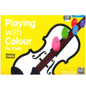 Playing With Colour For Violin Book 1