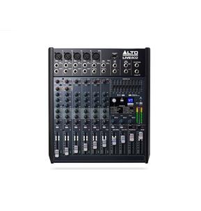 Alto Professional Live802 Professional 8-Channel/2-Bus Mixer