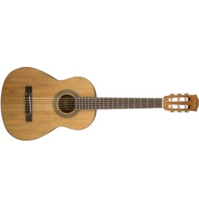 Fender MC-1 3/4 Nylon, Natural Classical Guitar