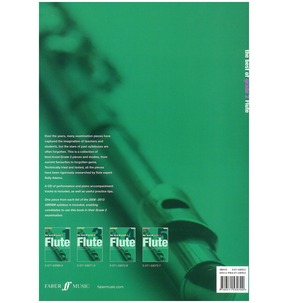 The Best of Flute Book and CD Grade 2