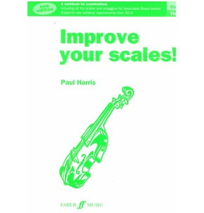Improve Your Scales - Violin Grade 2