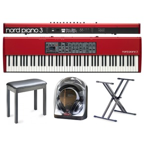 Nord Piano 3 Stage Piano with Free Accessories