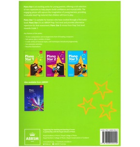 ABRSM: Piano Star - Book 1