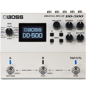 Boss DD-500 Digital Delay - B Stock