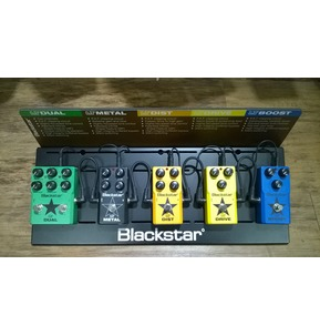 Blackstar Demo Pedalboard With 1 Of Each LT Pedal & PSU B-Stock