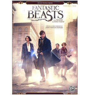 Fantastic Beasts and Where to Find Them (Piano Solo / Vocal)
