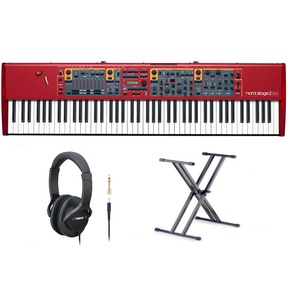 Nord Stage 2 EX 88 Stage Piano with Free Accessories