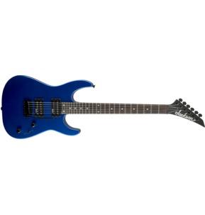 Jackson JS Series Dinky JS12, Metallic Blue, Rosewood