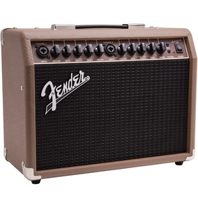 Fender Acoustasonic 40, Brown And Wheat Acoustic Guitar Combo Amplifier