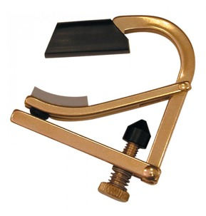 Shubb Partial Capo 1 - Brass