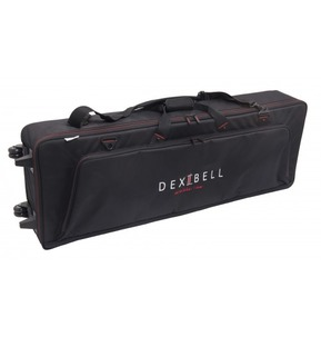 Dexibell 73 note 30mm Nylon Padded Bag with Wheels