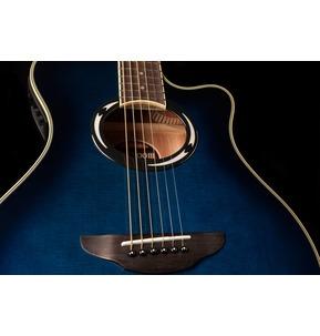 Yamaha APX500 MkIII Electro Acoustic Guitar, Oriental Blue Burst