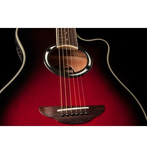 Yamaha APX500 MkIII Electro Acoustic Guitar, Dusk Sun Red