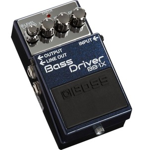 Boss BB-1X Bass Driver B-Stock