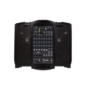 Fender Passport Venue Portable PA System, Black