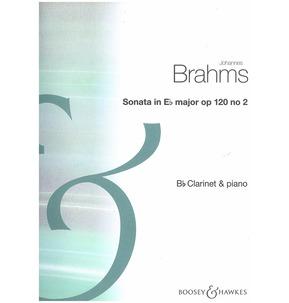 Brahms Sonata Opus 120 No 2 - Clarinet and Piano