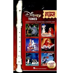 Disney Tunes: Recorder Fun