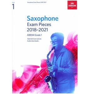 Saxophone Exam Pieces 2018?2021, ABRSM Grade 1