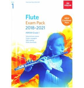 Flute Exam Pack 2018?2021, ABRSM Grade 1