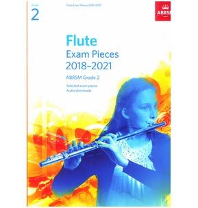Flute Exam Pieces 2018-2021, ABRSM Grade 2