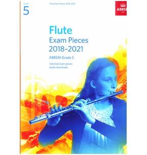 Flute Exam Pieces 2018-2021, ABRSM Grade 5