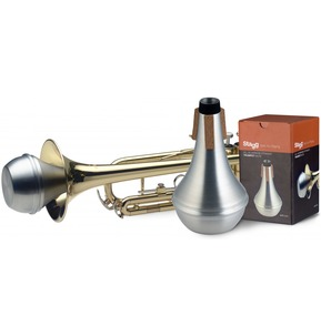 A Range of Tin Trumpet Mutes from Stagg