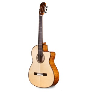 Cordoba Fusion 12 Maple Electro Classical Nylon Guitar & Case