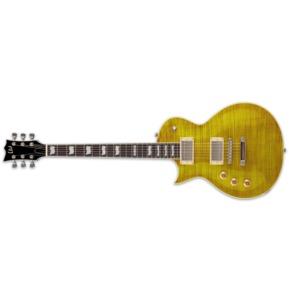 ESP LTD EC-256FM LD LH Lemon Drop Left-Handed Guitar