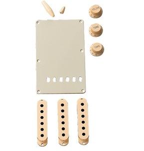 Fender Accessory Kit, Stratocaster, Aged White
