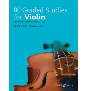 80 Graded Studies for Violin Book 1