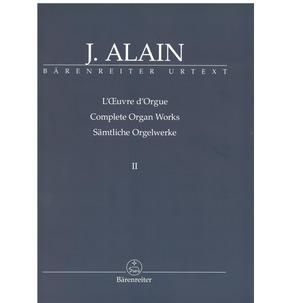 Alain Complete Organ Works Vol. 2