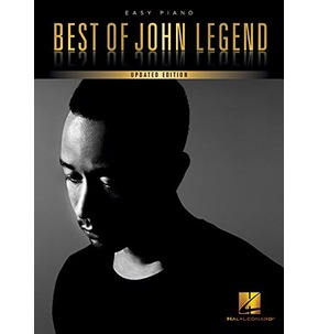 Easy Piano The Best Of John Legend