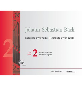 Bach: Complete Organ Works Vol. 2