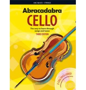 Abracadabra Cello - Book 1 Third Edition