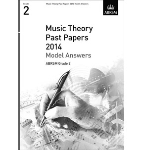 ABRSM Theory Past Paper Model Answers 2014 Grade 2