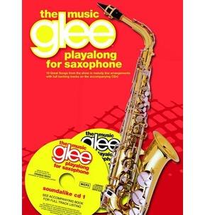 Glee Playalong for Alto Sax