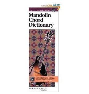 Handy Guides Mandolin Chord Dictionary